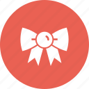 bow, christmas, gift, ribbon, wrap icon