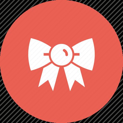 bow, christmas, gift, ribbon, wrap icon