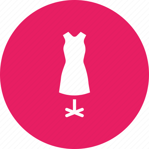 clothing, gown, ladies, mannequin, party, prom, wear icon