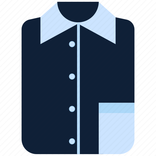 clothes, clothing, shirt, tie icon