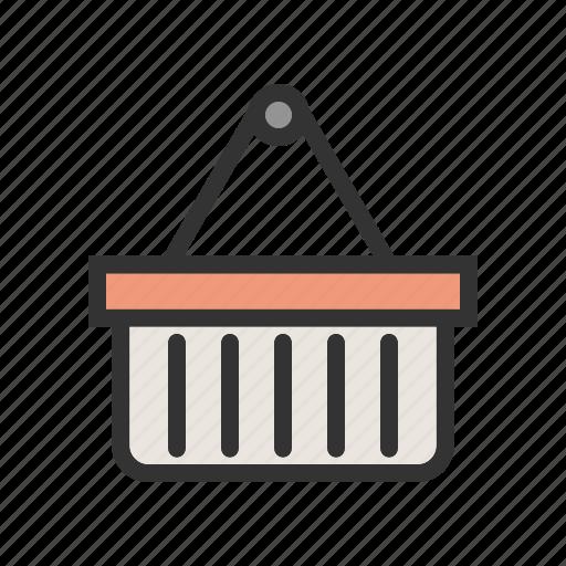 basket, buy, food, retail, shop, shopping, store icon