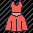 clothes, dress, e-commerce, gown, online shop, shopping, woman