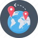 country, gps, location, map, national, navigation, shop location icon