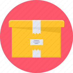 box, delivery, package, parcel, shipping icon