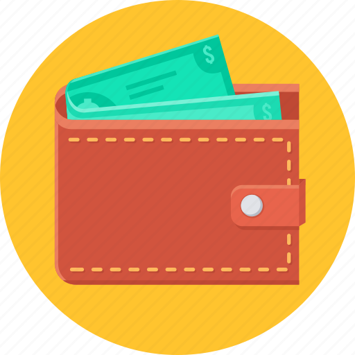 cash, guardar, money, payment, save, savings, wallet icon