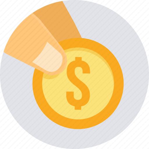budget, cash, coin, dollar, fund, funding, money icon