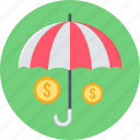 investment, investment plan, plan, retirement, insurance, money, protection icon