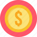 bank, business, dollar, dollar sign, finance, financial, money icon