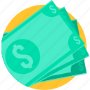 money, banking, business, cash, finance, financial, payment icon