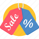 discount, label, price, sale, tag, tags icon