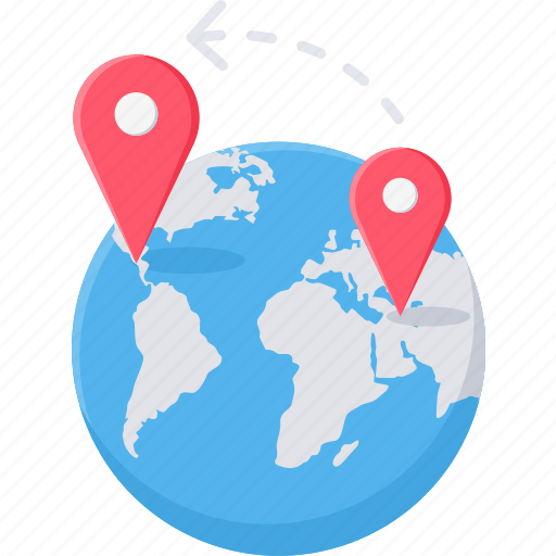 direction, gps, location, map, navigation, pointer, shop icon