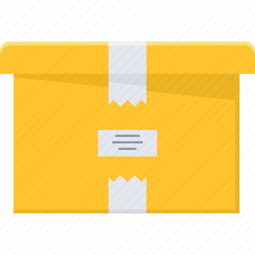 box, courier, delivery, package, parcel, product, supply icon