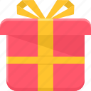 birthday, box, celebration, decoration, gift, party, present icon