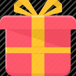 birthday, box, celebration, decoration, gift, party, present icon