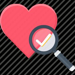 add, bookmark, favorite, heart, like, sign, wishlist icon