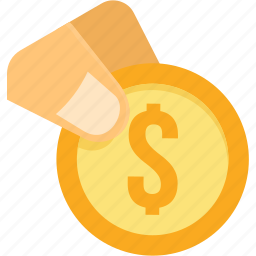 bank, banking, coin, dollar, financial, price, revenue icon
