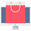 bag, basket, buy, online, sale, shop, shopping icon