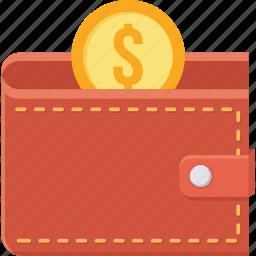 cash, guardar, money, save, saving, savings, shopping, wallet icon