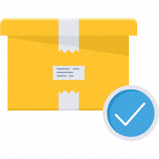 cargo, delivery, package, parcel icon
