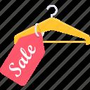 board, display, hanger, mark, sale, shop, sign
