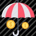 insurance, investment, life insurance, money, plan, retirement, umbrella