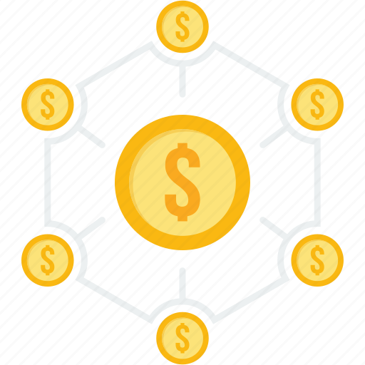 budget, cash, dollar, funds, money, payment, revenue icon