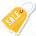 discount, label, offer, price, sale, tag, tags icon