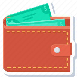 bank, banking, cash, credit, financial, money, wallet icon