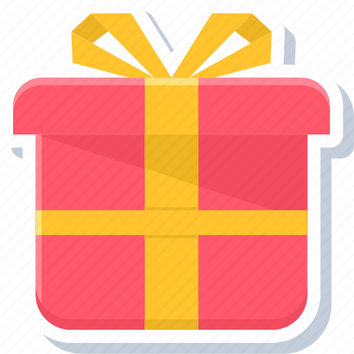 birthday, celebration, christmas, decoration, gift, party, present icon