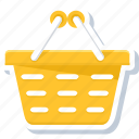 basket, buy, cart, sale, shop, shopping, store icon