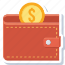 cashback, money, save, saving, savings, shopping, wallet icon