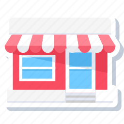 house, market, open, shop, shopping, store icon