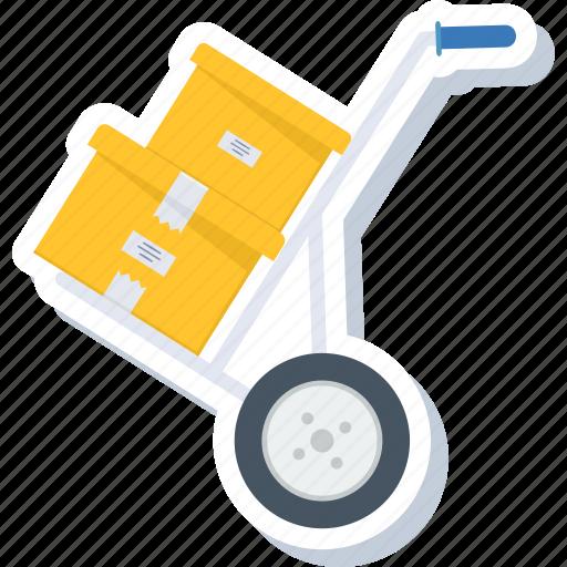 cart, ecommerce, luggage, shop, shopping, supermarket, trolley icon
