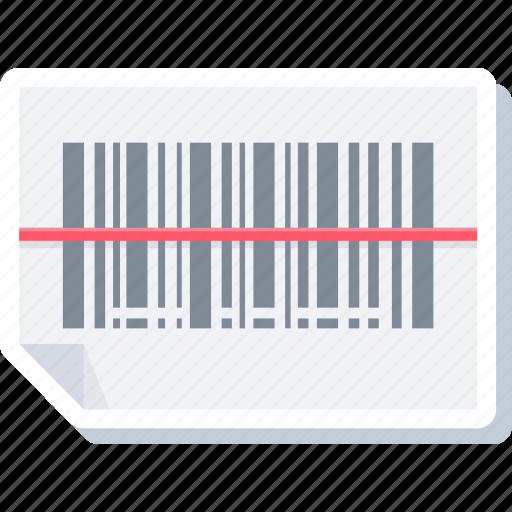bar, barcode, code, scan icon