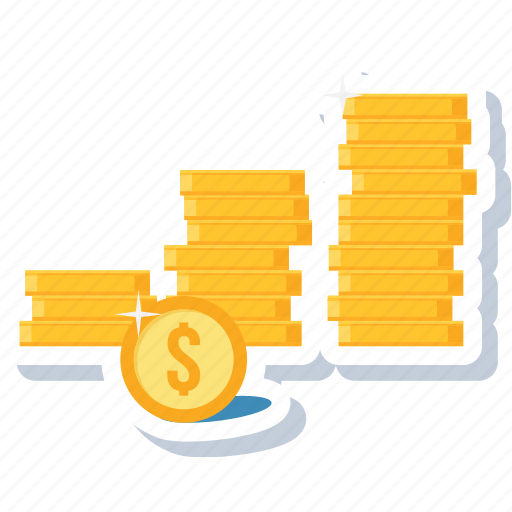 cash, coin, dollar, finance, financial, money, revenue icon