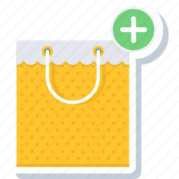 bag, buy, cart, commerce, ecommerce, shop, shopping icon