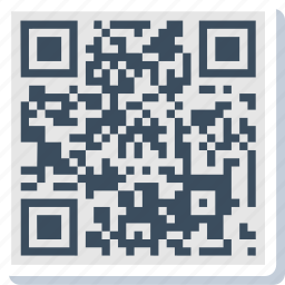 code, development, qr icon