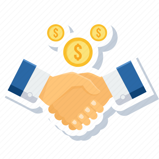 Agreement, deal, finance, handshake, meeting, business icon - Download on Iconfinder