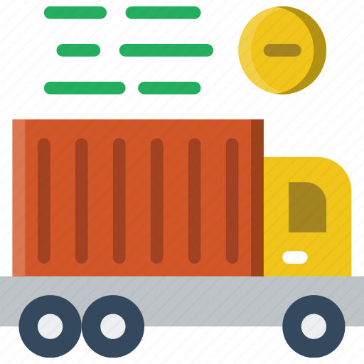 Business, delivery, shop, shopping, truck icon - Download on Iconfinder