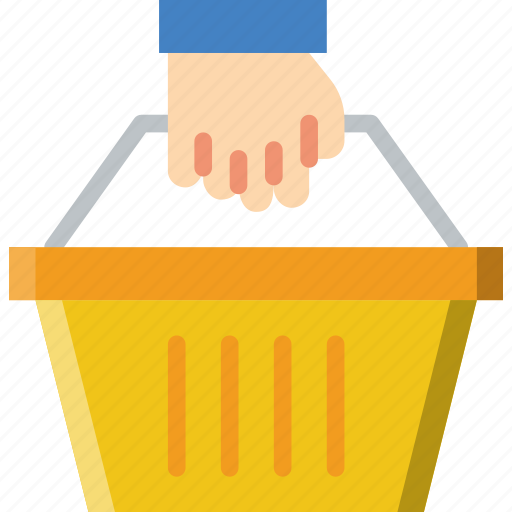 basket, business, shop, shopping icon