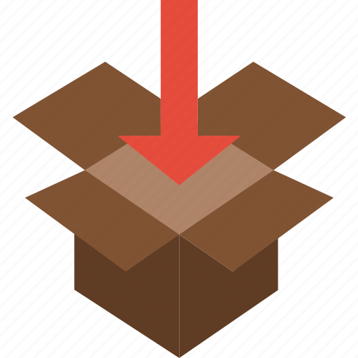 business, delivery, shop, shopping icon