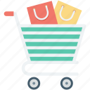 checkout, ecommerce, online store, shopping, shopping cart icon