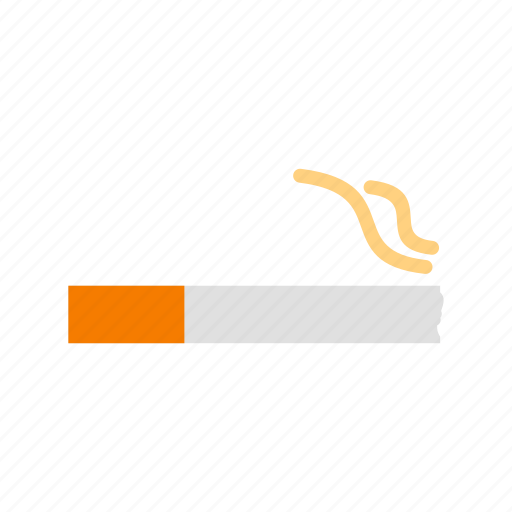 cigarette, filter, health, message, sign, smoking icon