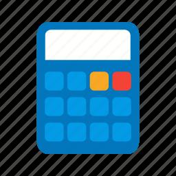 add, business, calculation, calculator, finance, mathematics, profit icon