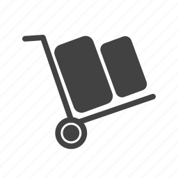 box, carry, carrying, heavy, load, mover, moving icon