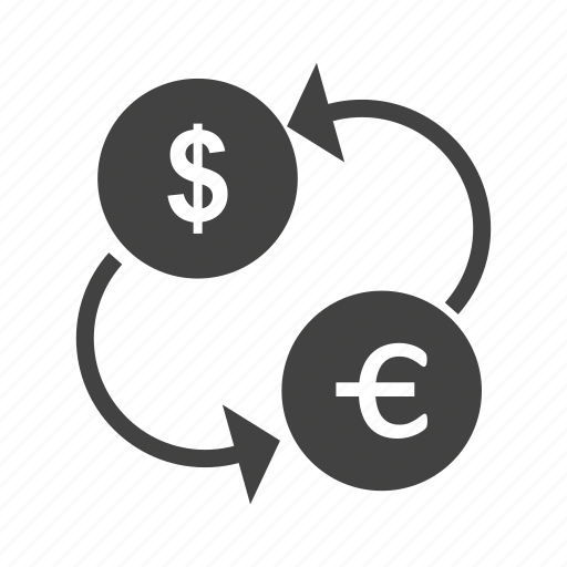 bank, banking, currency, exchange, finance, foreign, money icon