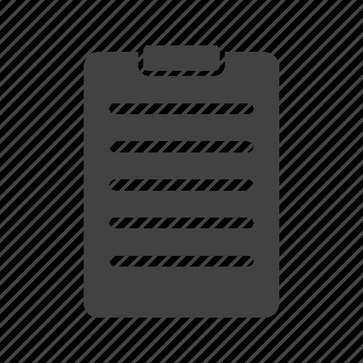 bill, document, form, income, invoice, paper, receipt icon
