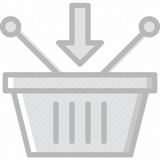 add, basket, business, shop, shopping, to icon
