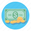 banking, cash, ecommerce, finance, money, payment, shopping icon