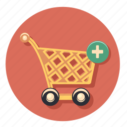 online, sale, shopping, store, supermarket, trolley icon